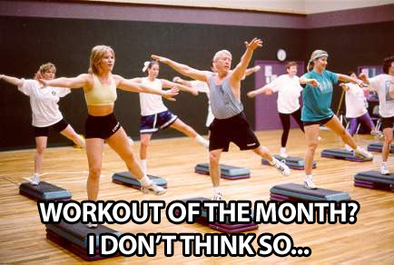 Workout of the month