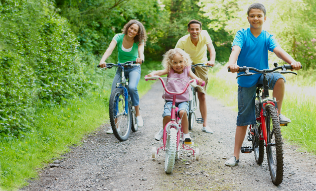 Get Fit With With The Family