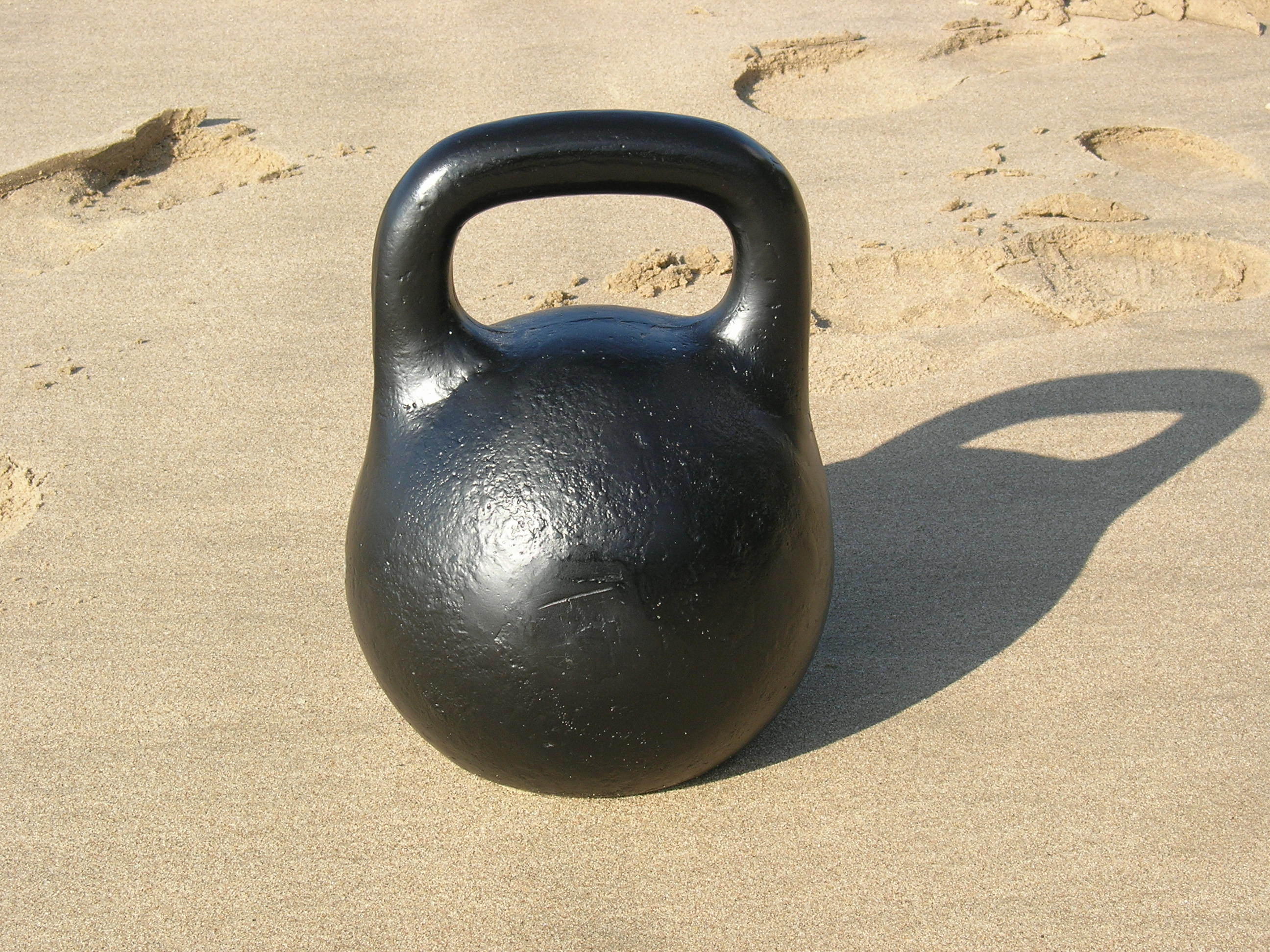 Buying My First Kettlebell – What Size?