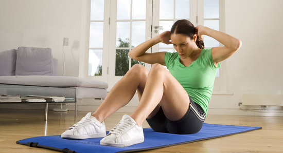 Sit-Ups Are Pants At Burning Belly Fat