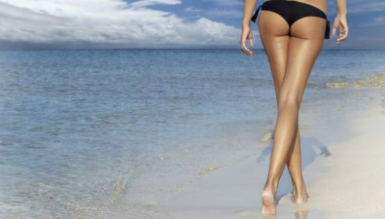How to get a beach bum in 40 minutes…