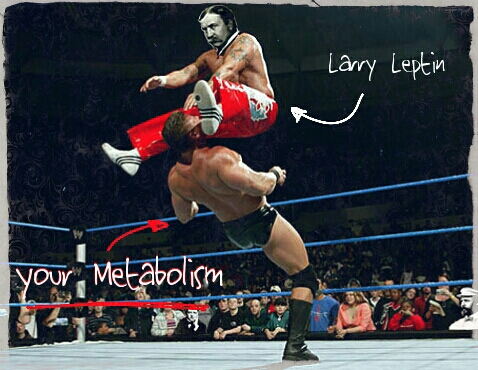 Larry Leptin and the Smackdown