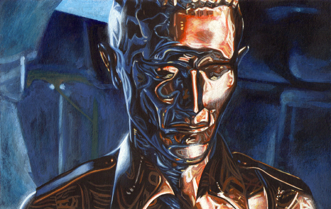 For Faster Fat Loss Run Like The Terminator T-1000