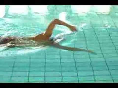The Most Graceful Freestyle Swimming EVER