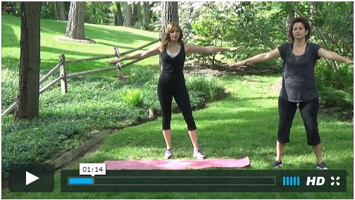 """Toning Time With The """"Goodbye Jiggle"""" Workout"""