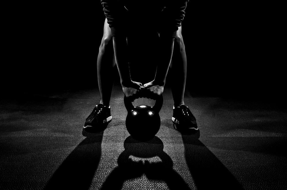 Kettlebell Workout: Tough Mudder Style