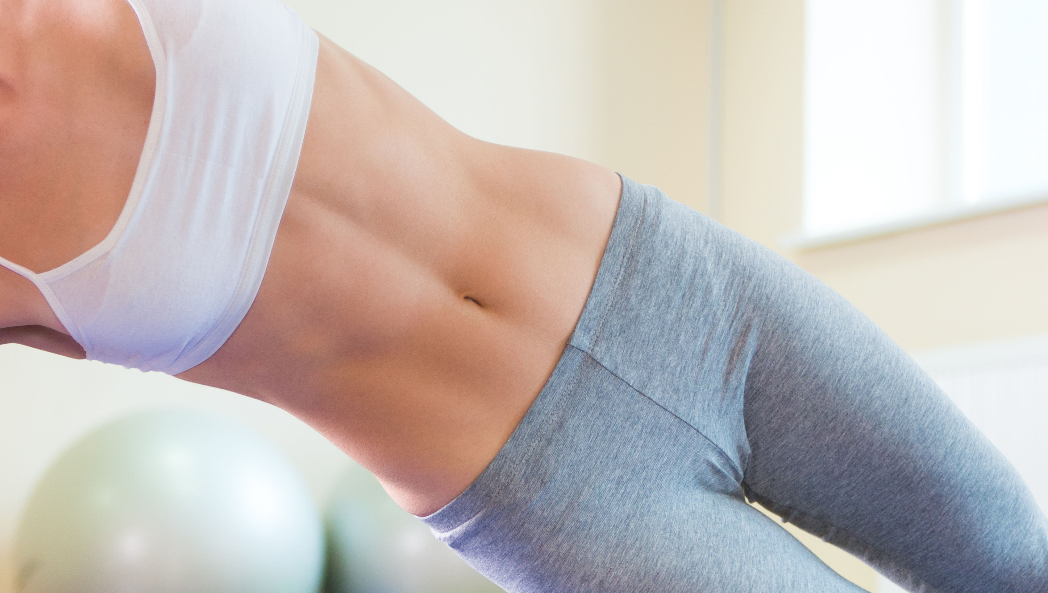 BEST ab exercises to do at home