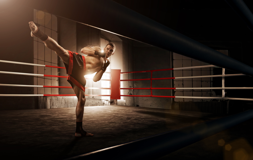 Challenge: Can you keep up with a kickboxing champ?