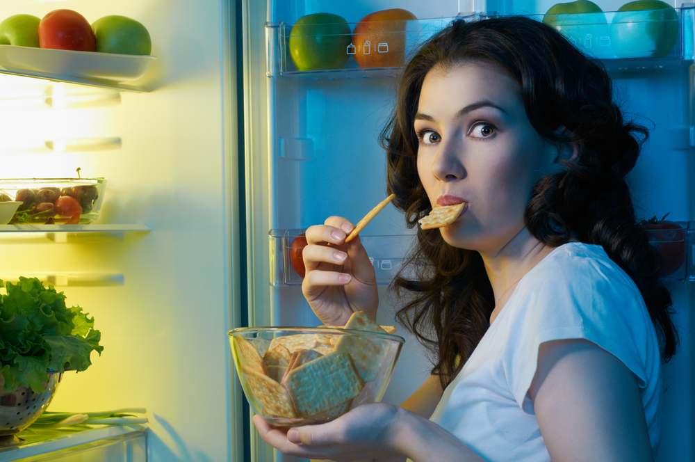 8 Reasons You're Always Hungry