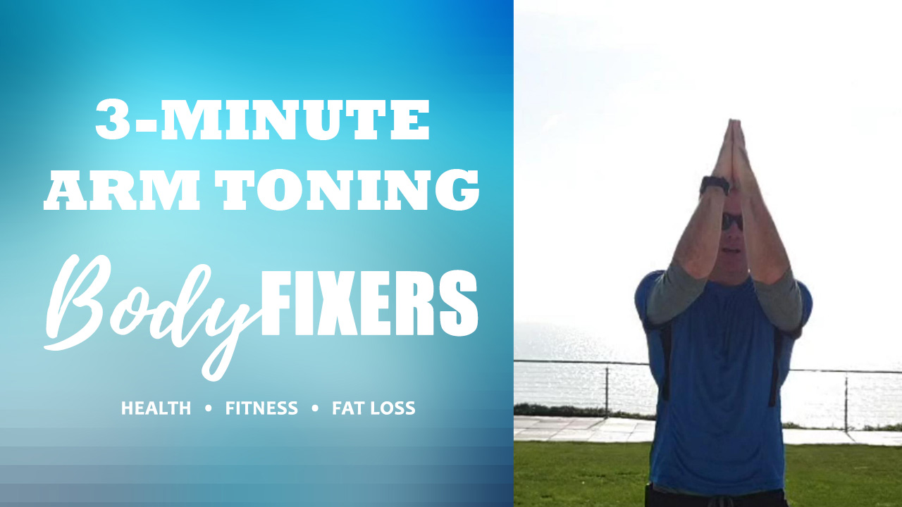 3-Minute Arm Toning