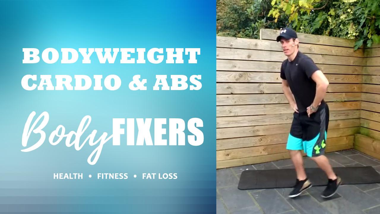 Cardio & Abs Follow Along Routine