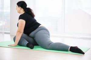 Thigh-Monal Weight Gain