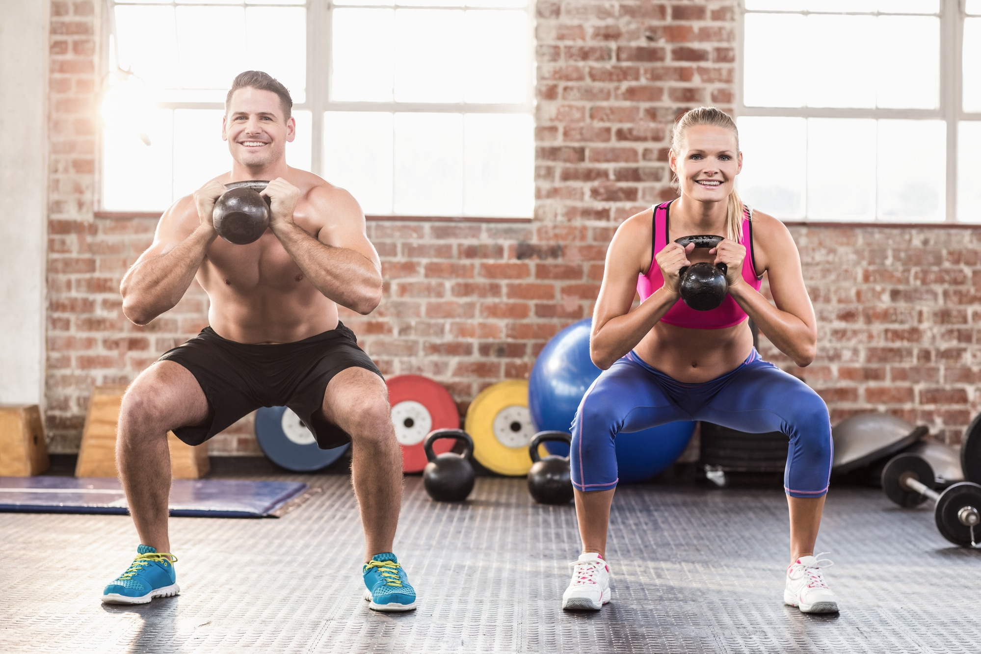 Liven Up Your Workout With Kettlebells